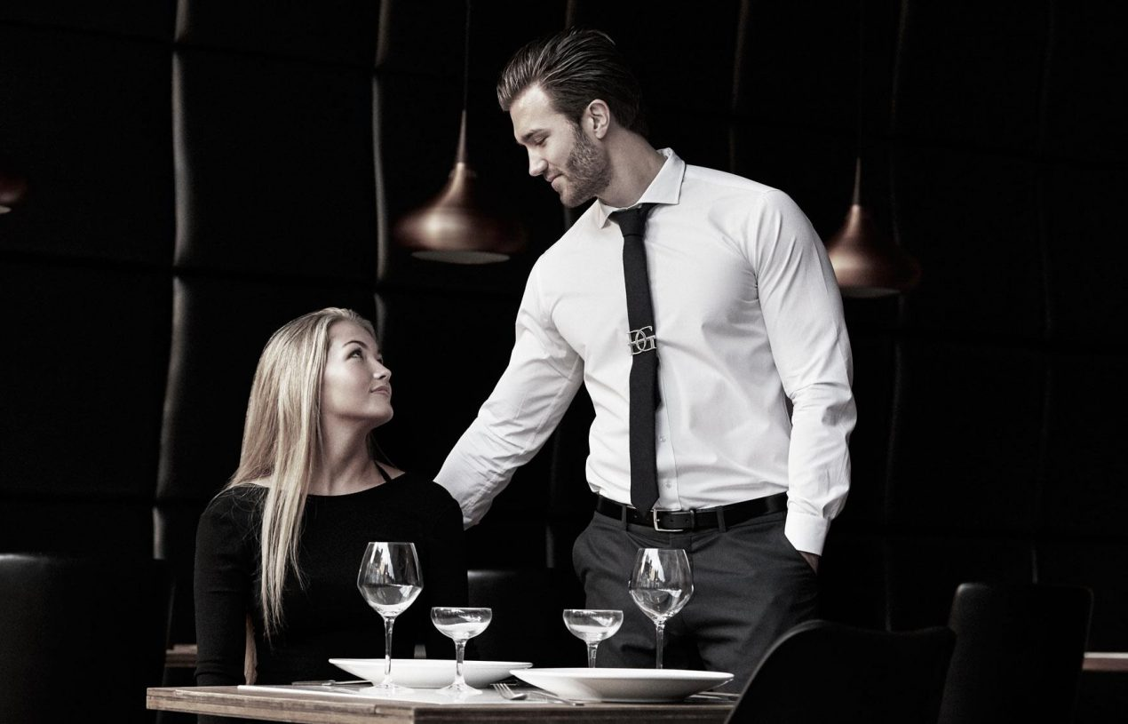 What is the number 1 personality in a man that attract an awesome woman?